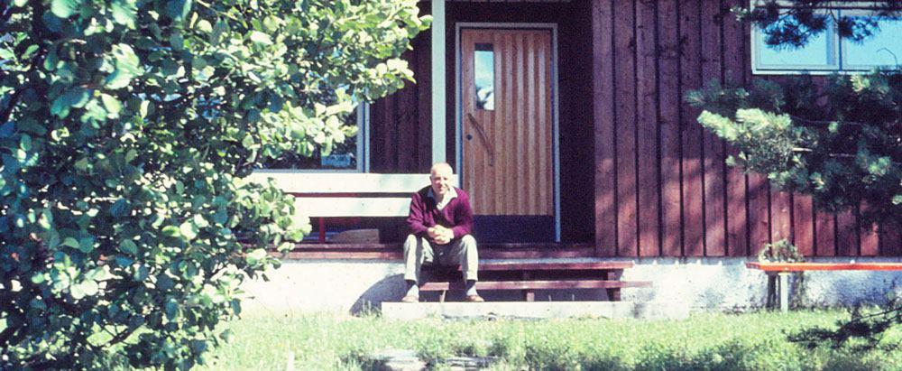Veto-kiuas - Saunablogi - Arvo Oksanen